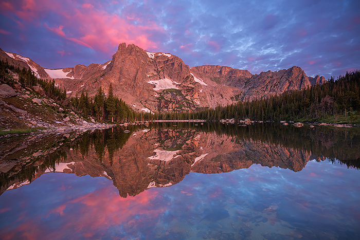 I'm pleased to announce that I will now be offering photography tours of Rocky Mountain National Park. I've completed all the necessary requirements and have been issued a Special Use Guide Pass by the National Park Service to operate photography tours in Rocky Mountain National Park. Please feel free to contact me to find out about availble times and dates so that we can get out in the field and photograph some of Rocky's most beautiful locations. Technical Details:  Canon EOS 5D Mark III, 16-35mm F4 IS L
