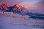 Boulder,Colorado,OSMP,Landscape,Photography,Sunrise,January,The Flatirons,Doudy Draw,South Boulder Peak,Bear Mountain,Eldorado Springs,snow,winter,cold,Open Space,Hiking