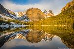 The Loch,Loch Vale,Sunrise,Cathederal Wall,Taylor Peak,Reflection,Photography,Landscape,RMNP,Colorado,Estes Park,Bear Lake Road,Glacier Gorge,Rocky Mountain National Park,June
