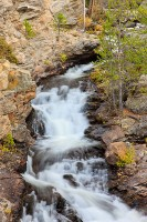 Adams Falls, Rocky Mountain National Park,Colorado,Grand Lake,East Inlet,Autumn,Echo Creek,waterfall