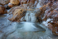 Alluvial Fan Falls,Waterfalls,Roaring Brook,Ice,March,Winter,RMNP,Fall River Road,Mummy Range,Snow,Spring,Rocky Mountain National Park,Colorado,Landscape,Photography,Alluvial Fan