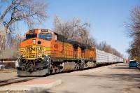 BNSF, Longmont, Colorado, Collier Street