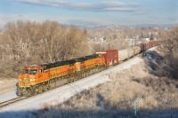BNSF 5071 at Louisville, CO
