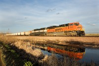 BNSF, Powder River Basin, Wyoming, Colorado, Irondale, Coal