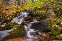 Autumn,Fall,Bear Lake Road,Boulder Brook,Aspen,Streams,Landscape,Photography,Estes Park,Colorado,RMNP,Rocky Mountain National Park,Longs Peak