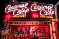 Caramel Crisp Neon