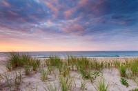 Coopers Beach, New York, Southampton, the Hamptons, Atlantic Ocean, Sunrise