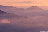 Dark Mountain,RMNP,Rocky Mountain National Park,Mummy Range,Tombstone Ridge,Landscape,Photography,Estes Park,Colorado,Sunrise,Fog,Smoke,Wildfires