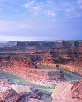 Dead Horse Point, Colorado River, Colorado Plateau, Dead Horse Point State Park, Canyonlands