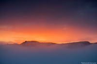Deer Mountain, Rocky Mountain National Park,Trail Ridge Road,RMNP,Estes Park,Grand Lake,Colorado,Inversion,Winter,Snow,Sunrise,Landscape,Photography,snow,Many Parks,Beaver Meadows