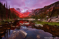 Dream Lake, Rocky Mountain National Park, Colorado, Hallett Peak, Sunrise,Bear Lake Trailhead,Reflection,Estes Park,RMNP,Landscape,Photography,Flattop Mountain