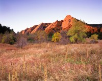Chautauqua, Boulder, Colorado, Flatirons, Fall, Open Space, OSMP