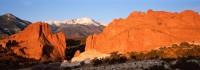 Garden of the Gods, Pikes Peak, Kissing Camels, Rattlesnake Ridge, Colorado, Springs