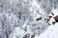 Boulder, Colorado, Open Space, OSMP, Gregory Canyon, Winter, Flatirons