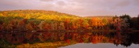 Harriman State Park, New York, Lake Nawahunta, Fall Color