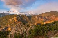 Longs Peak,Upper Beaver Meadows,Beaver Mountain,Moraine Park,Fern Burn Area,Thatchtop Mountain,Rainbow,RMNP,Estes Park,Colorado,Rocky Mountain National Park,Bear Lake Road,landscape,photography,weathe