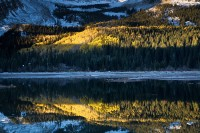 Lost Lake, Crested Butte, Kebler Pass, Fall Color, Aspens