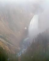 Wyoming, Lower Falls, Grand Canyon, Yellowstone National Park