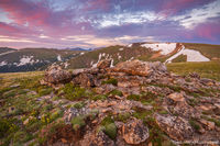 Alpine Visitor Center,Trail Ridge Road,Grand Lake,Estes Park,Colorado,Rocky Mountain National Park,RMNP,Longs Peak,Lava Cliffs,Sunrise,Landscapes,AVC,Summer,June