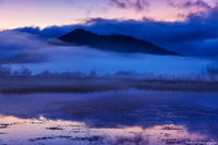 Eagle Cliff Mountain,Moraine Park,Reflection,Sunrise,Fog,Moody,Landscape,Photography,RMNP,Rocky Mountain National Park,Colorado,Estes Park,Sunrise,May,Spring,Big Thompson,Rive