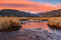 Moraine Park,Big Thompson River,RMNP,Estes Park,Bear Lake Road,November,Fall,Autumn,Sunrise,Rocky Mountain National Park,Colorado,Landscape,Photography,Elk,rut,meadows