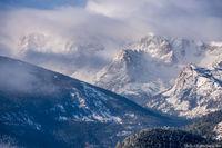 February,Trail Ridge Road,Estes Park,RMNP,Gabletop,Notchtop,The Little Matterhorn,Continental Divide,Winter,Storm,Rocky Mountain National Park,Colorado,Landscape,Photography,Wind