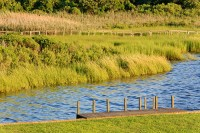 Southampton, Hamptons, Beaches, Oceans, New York, Old Fort Pond