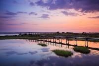Southampton,New York,The Hamptons,Shinnecock Bay,Sunrise,Beach,Bay