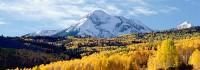Telluride, Silver Pick, Wilson Mesa, Colorado, Fall, Aspen