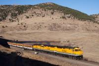 Ski Train, Denver, Winter Park, Rockies