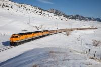 Ski Train, Winter Park, Denver, Colorado, Front Range