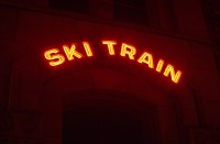 Ski Train, Union Station, Colorado, Winter Park, Denver