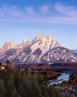 Grand Teton National Park, Snake River, Jackson Hole, Wyoming