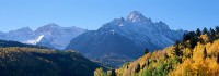 Mt. Sneffels, Ridgeway, Colorado, San Juan, Mountains, Fall