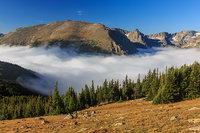 Forest Canyon,RMNP,Estes Park,Trail Ridge Road,Grand Lake,Rocky Mountain National Park,Stones Peak,Hayden Gorge,Inversion,Fog,landscapes,photograph,photography