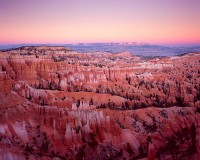 Bryce Canyon, National Park, Hoodoo's, Red Rock, Utah