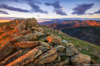 Ute Trail,Trail Ridge Road,Longs Peak,Spruce Canyon,Forest Canyon,Trail Ridge Road,RMNP,Estes Park,Sunrise,Photograph,Landscape,Flattop Mountain,The Gable,Continental Divide,Rockies,RMNP,Grand Lake,La