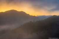 Walker Ranch,Boulder County Open Space,The Flatirons,Boulder,Flagstaff Mountain,Flagstaff Road,Sunrise,Inversion,Foggy,April,Landscape,Photography,dramatic,iconic,foothills,Front Range