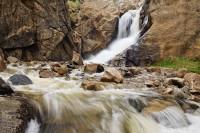 Boulder, Colorado, OSMP, Open Space And Mountain Parks, North Boulder Creek, Boulder Falls, Spring
