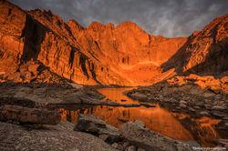 Longs Peak And Vicinity