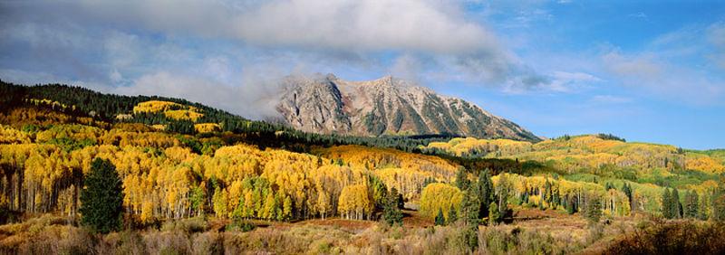East Beckwith Mountain - Autumn