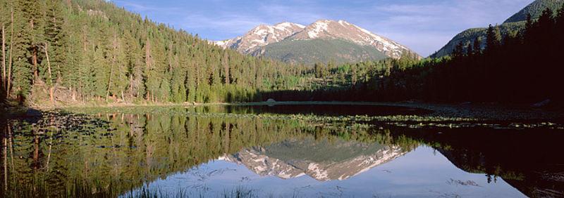 Placid Morning at Cub Lake