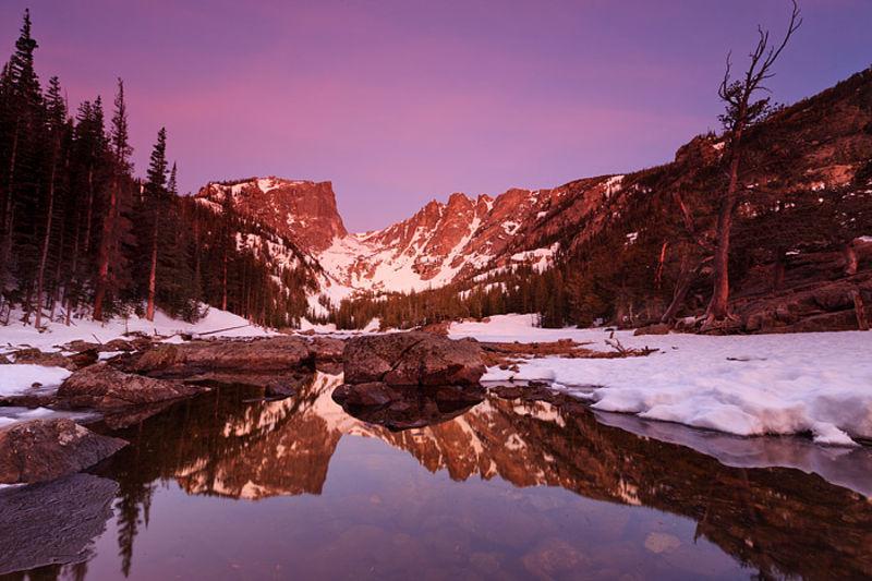Dream Lake Awakening