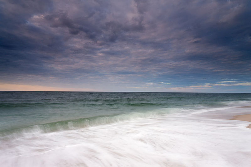 Dune Beach Tide View