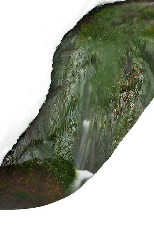 Glacier Creek Abstract