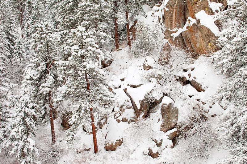 Granite And Snow