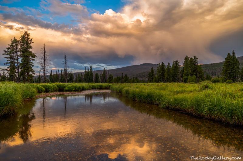 Stormy Colorado
