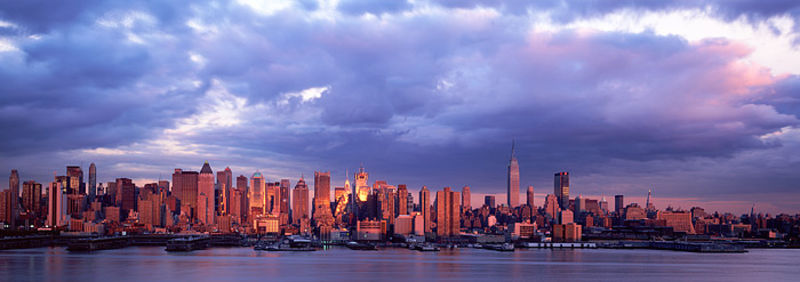 Midtown Manhattan from New Jersey