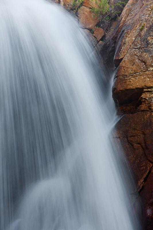 Ouzel Falls Veil