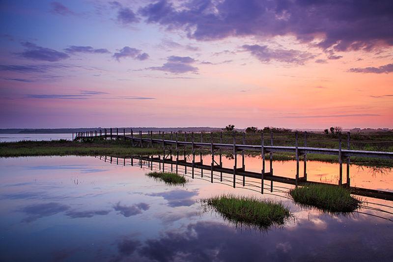 Morning On Shinnecock Bay